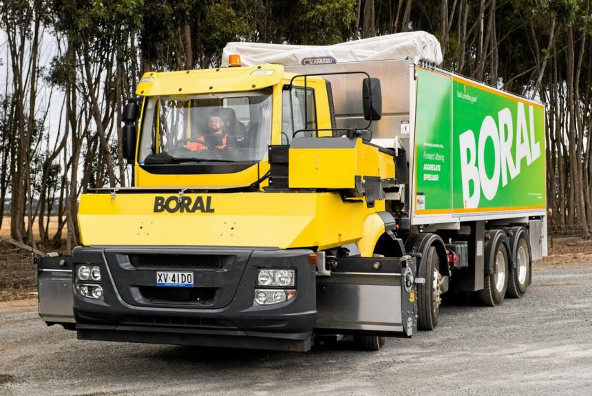 Kako se IVECO transformisao u distributera asfalta u Australiji