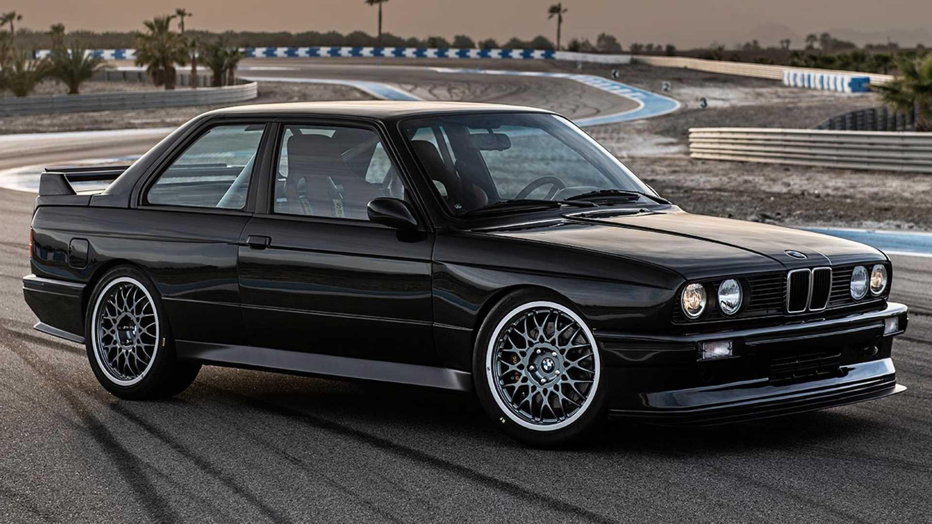 BMW E30 M3 kao savršeni restomod (GALERIJA)