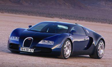 Bugatti EB 18.4 Veyron