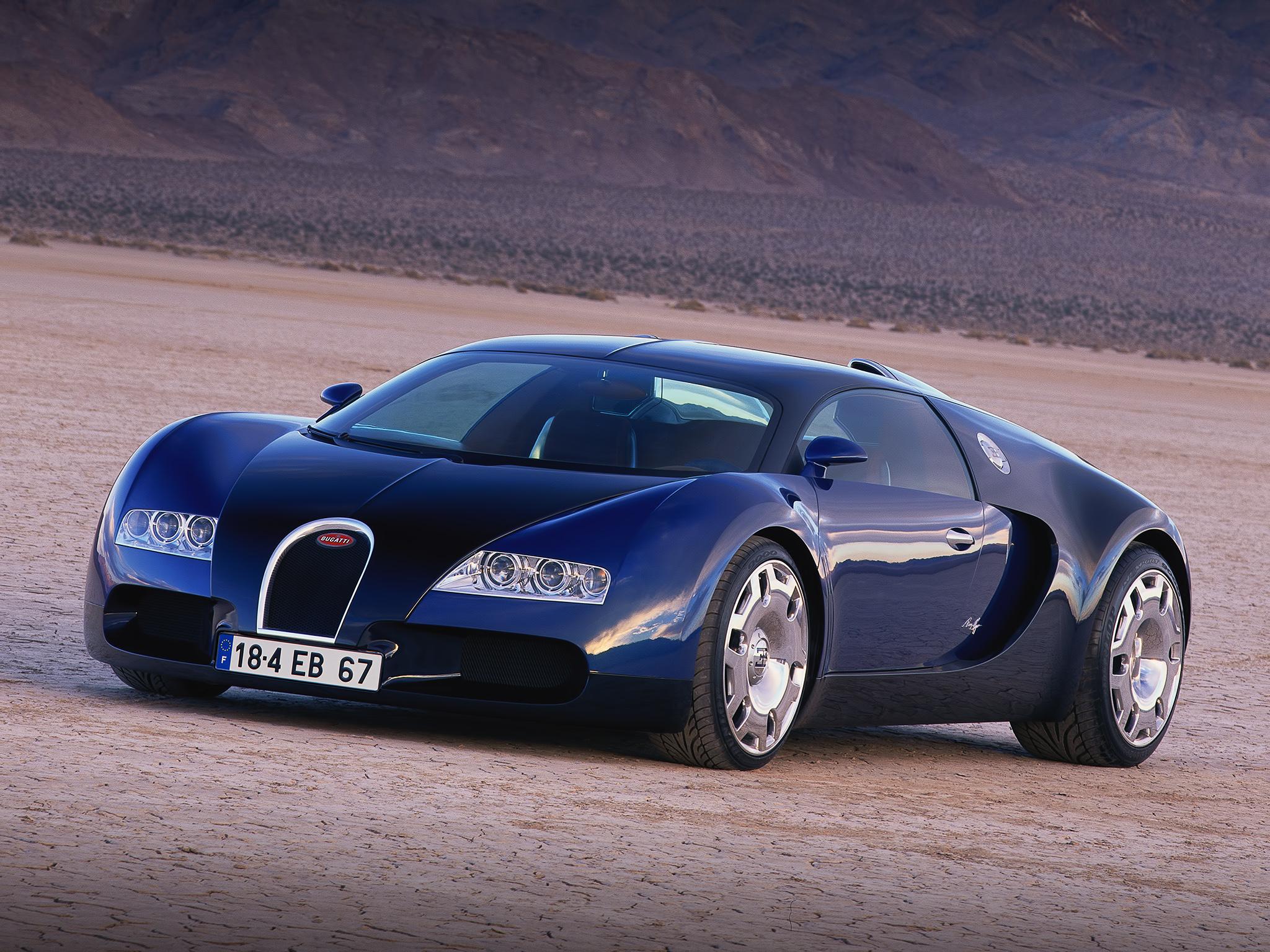 Kako je Bugatti ponovo oživljen