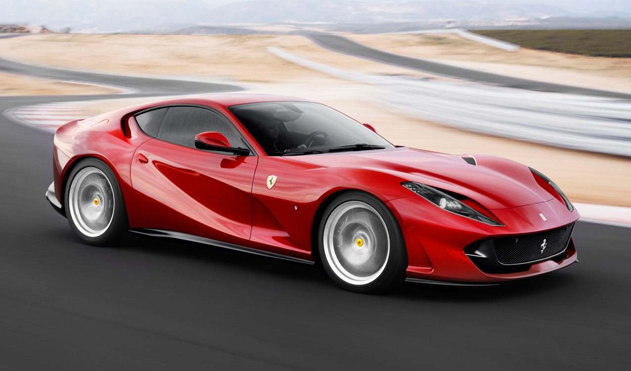 Ferrari ne odustaje od V12 motora