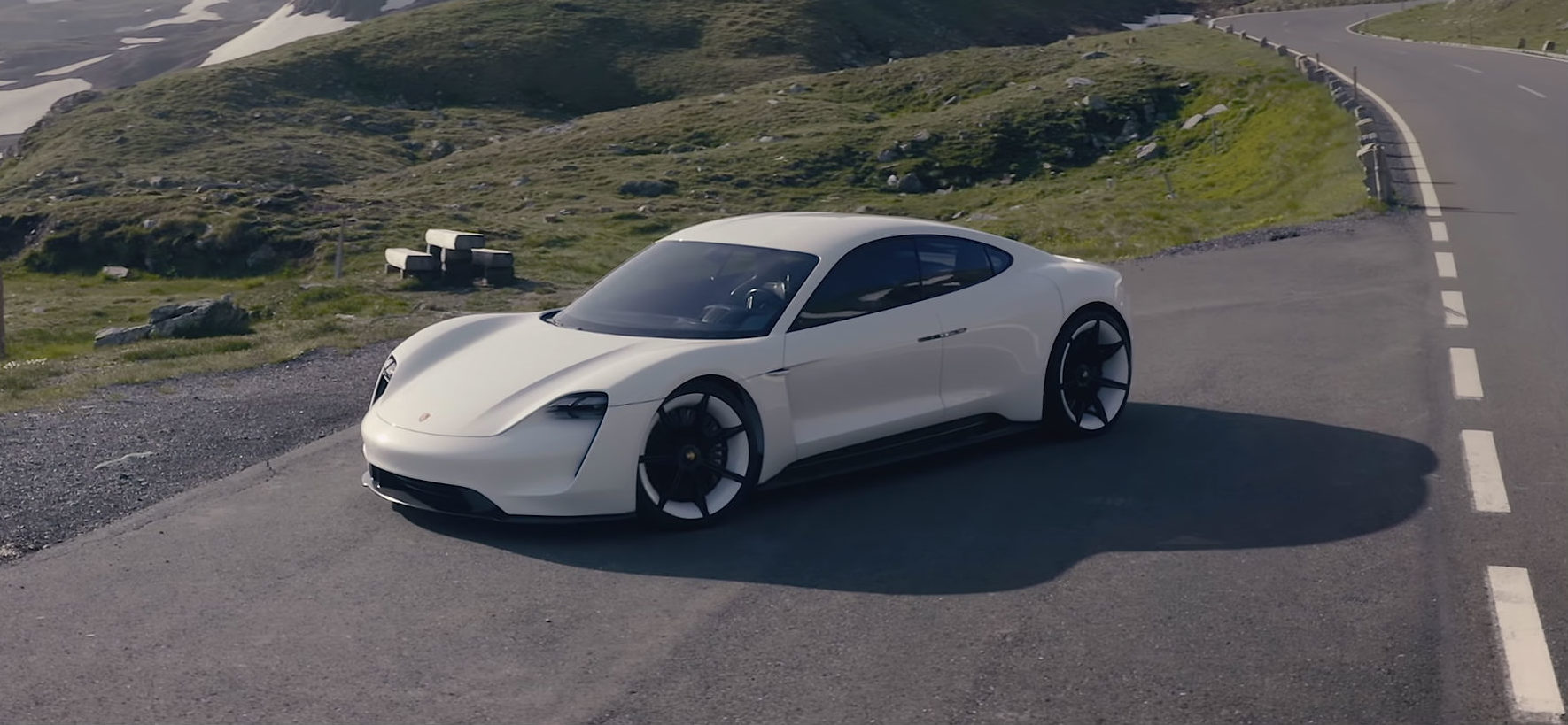 Porsche sprema Taycan za brzi krug na Nirburgringu