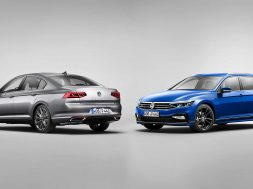 VW Passat Facelift 2019