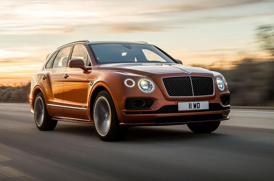 Bentley Bentayga Speed odnosno najbrži SUV na svetu