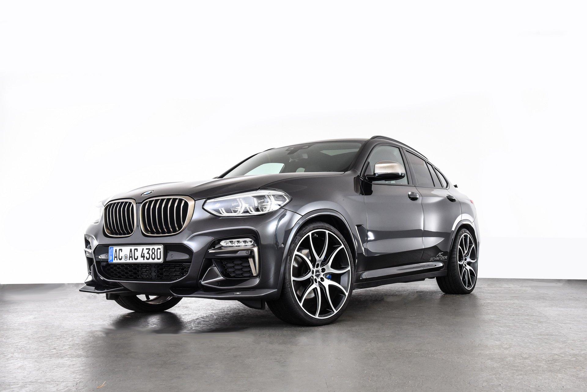 AC Schnitzer nabrijao BMW X4 M (GALERIJA)