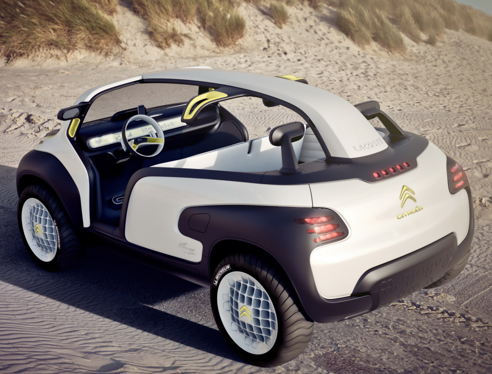Koncepti urbanih vozila Citroena i Peugeota u galeriji od 50 fotografija