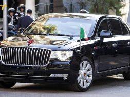 Xi a Roma: il presidente lascia l'hotel diretto al Senato