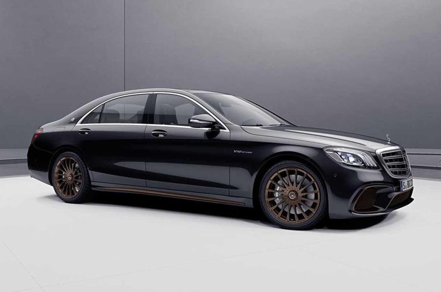 Mercedes S65 Final Edition – oproštaj od V12 agregata (GALERIJA)