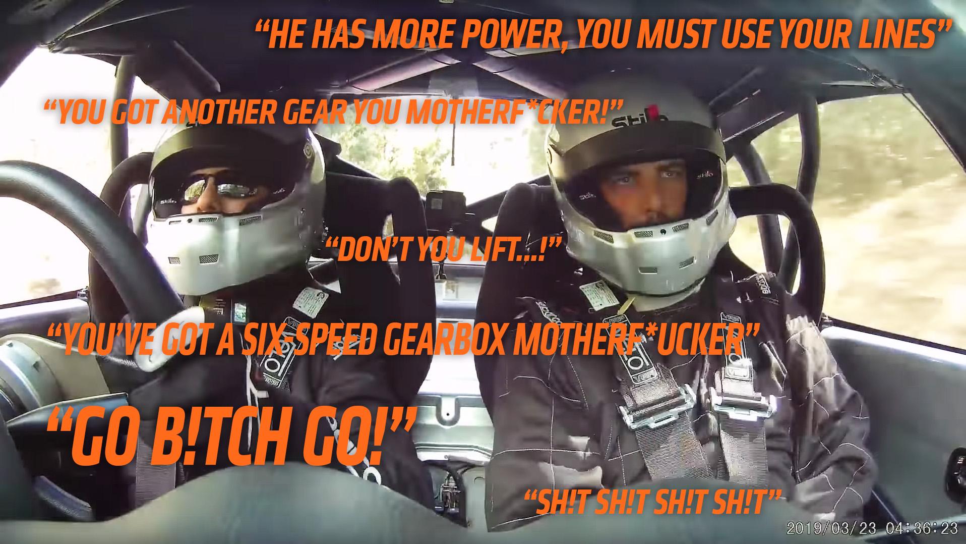 Ovakvog suvozača treba da imaju loši vozači! (VIDEO)