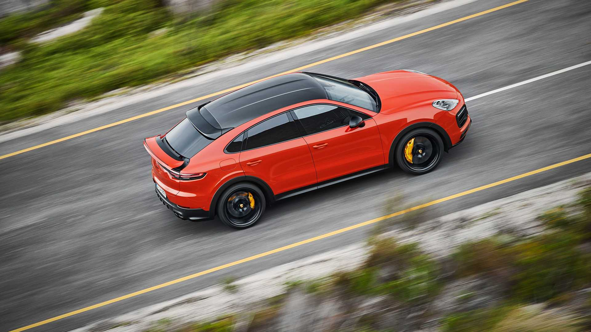 Predstavljen kupeoliki Porsche Cayenne (2020.)