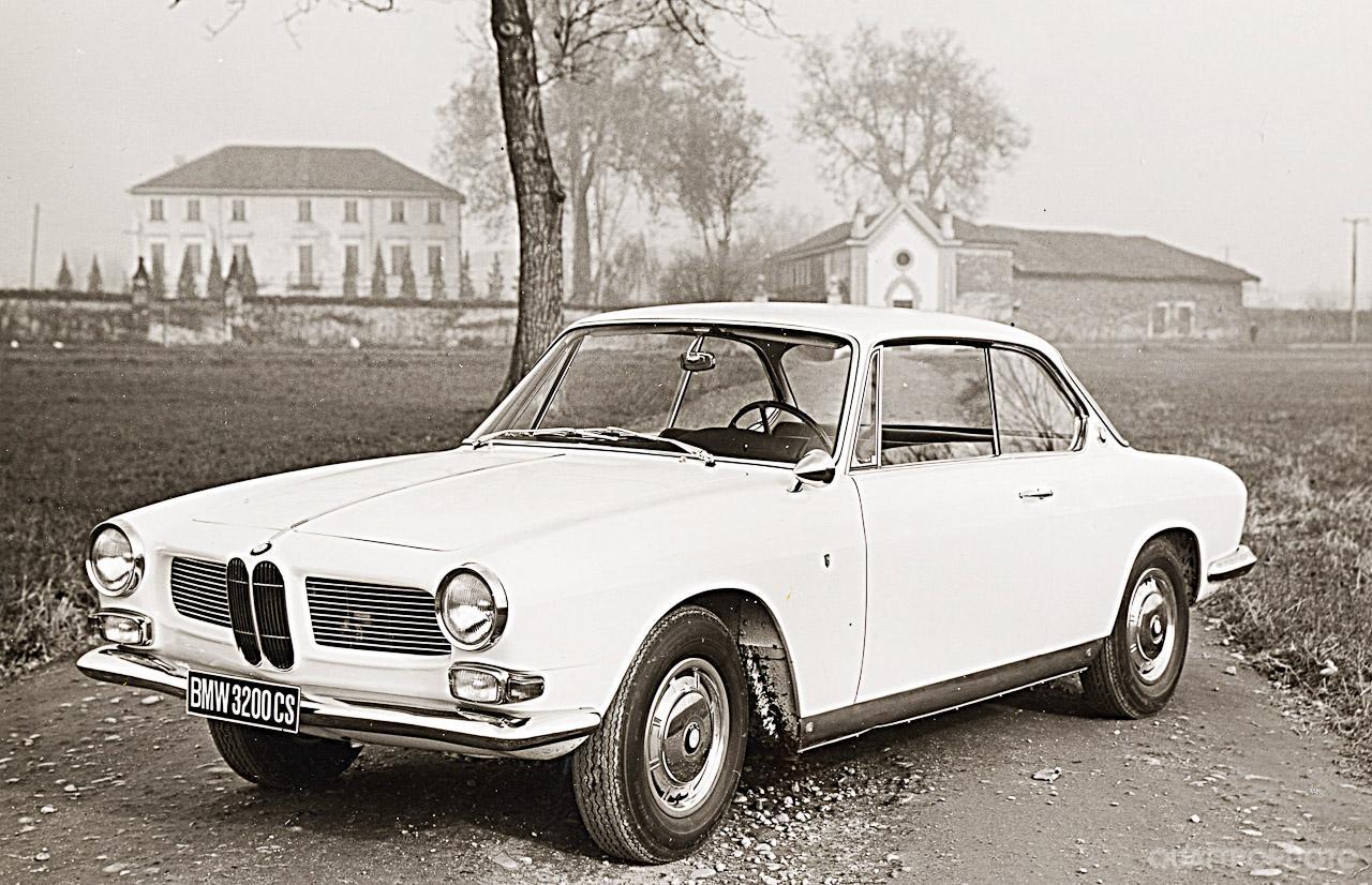 BMW 3200 CS – poslednji pravi klasik bavarske marke
