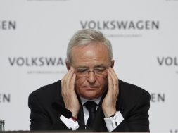 Volkswagen AG Results News Conference