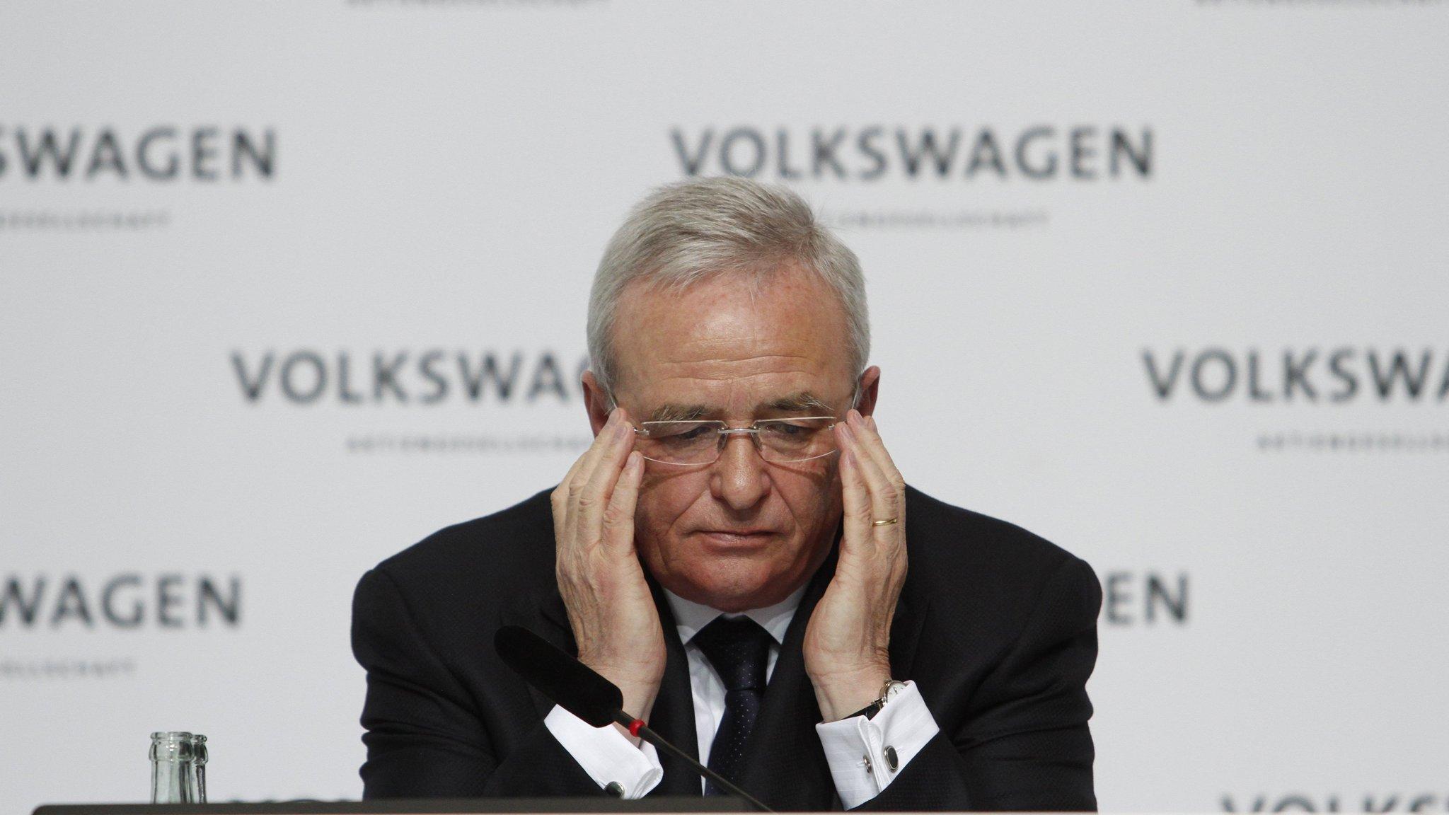 Podignuta optužnica protiv bivšeg šefa VW grupe Martina Vinterkorna