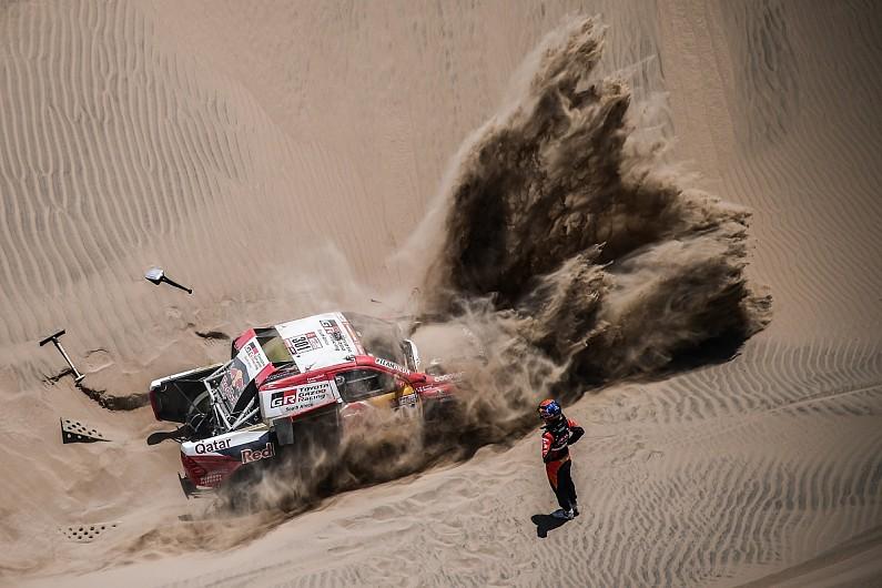 Dakar reli u Saudijskoj Arabiji i zvanično