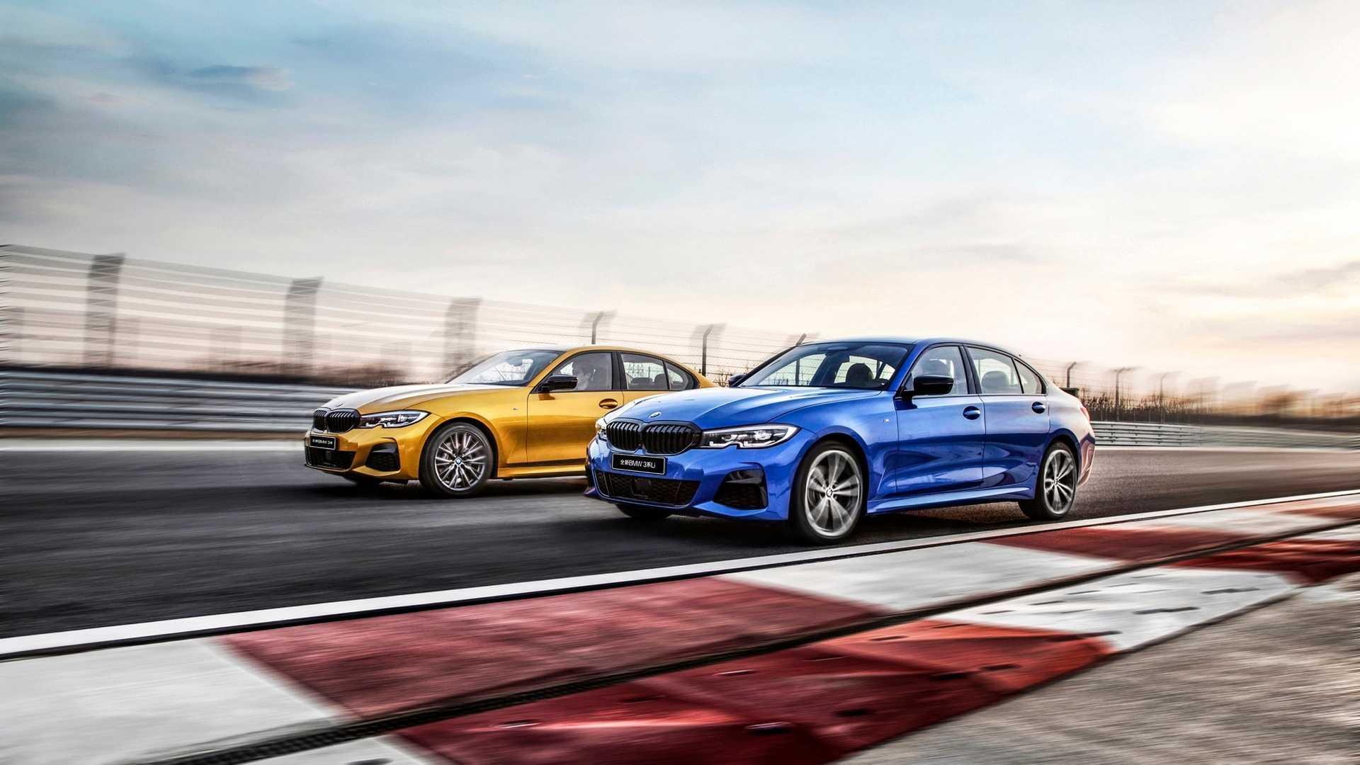 Produženi BMW serije 3 predstavljen u Šangaju