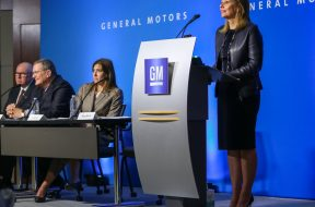 2017 GM Annual Stockholders Meeting