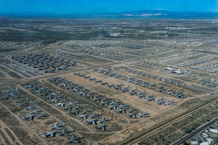 Zanimljivost dana: Zašto postoje groblja za avione?