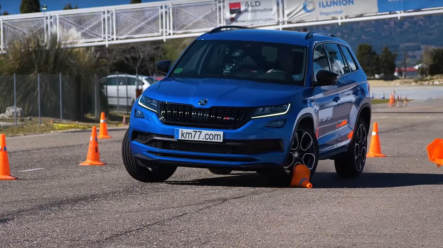 """Test """"severnog jelena"""" Škode Kodiaq RS – u čemu je smisao """"sportskih"""" SUV-a? (VIDEO)"""