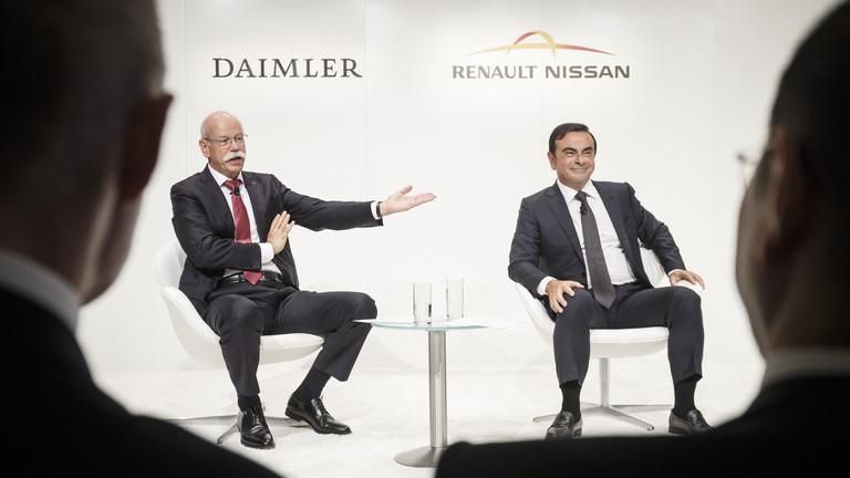 Da li će partnerstvo između Daimlera i Renault-Nissana otići niz vodu?