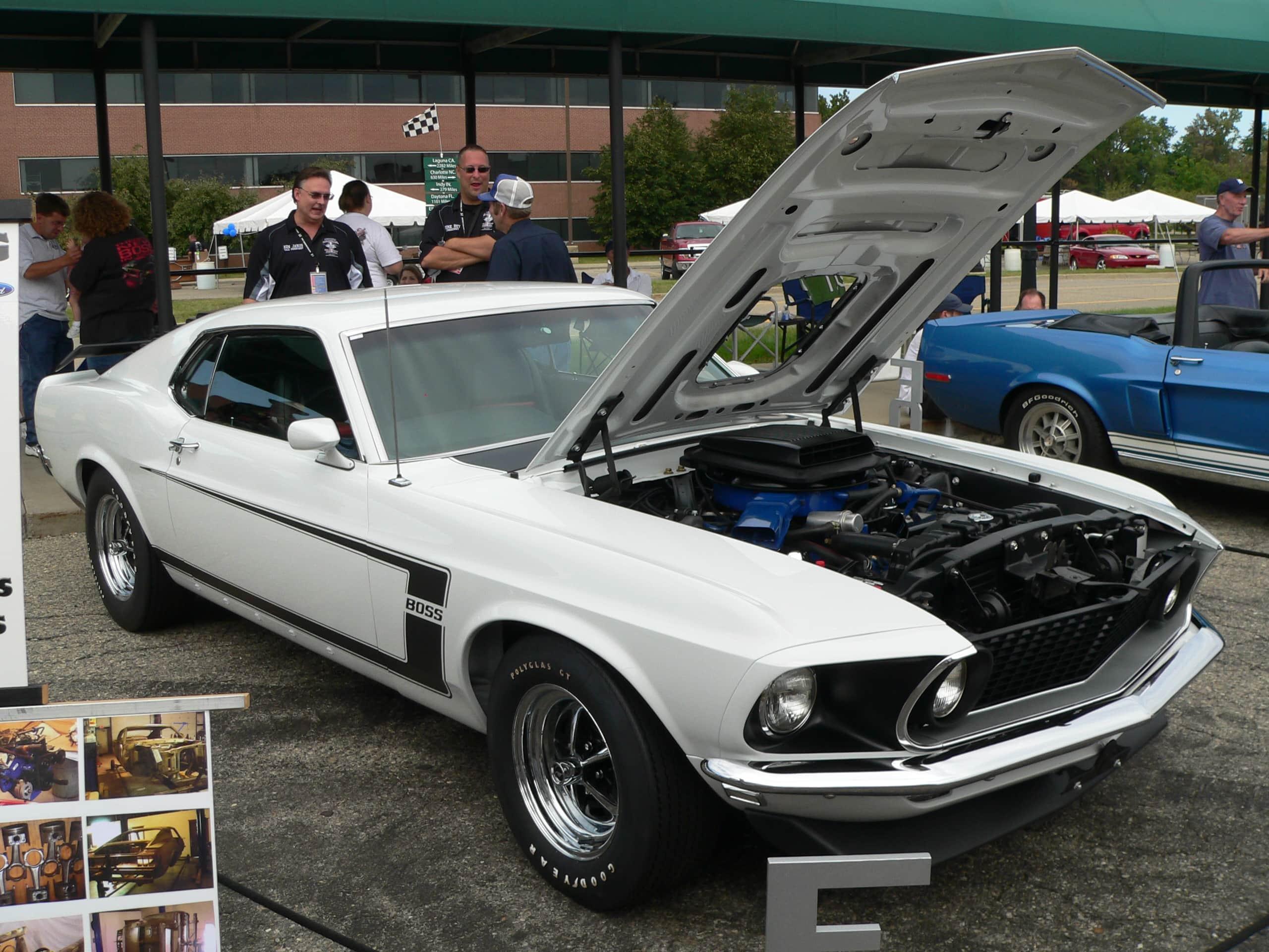 Zanimljivost dana: Kako je pronađen originalni prototip model Ford Mustang Boss 302