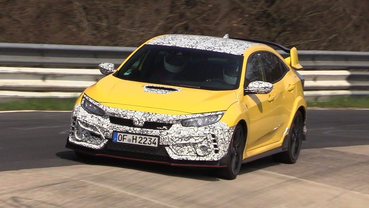 "Unapređeni Civic Type R ""zuji"" Nirburgringom (VIDEO)"