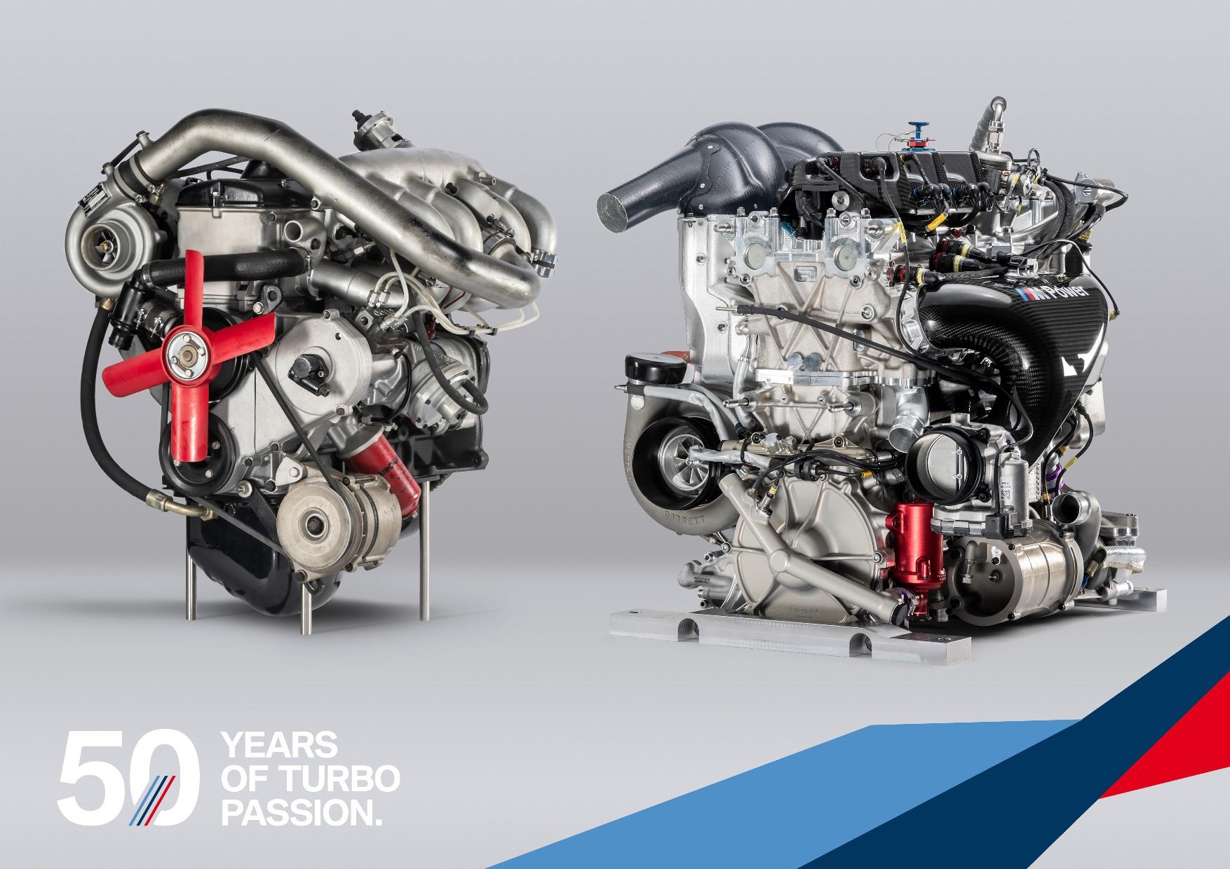 BMW DTM: 50 godina evolucije turbo motora – od M121 do P48 (GALERIJA)