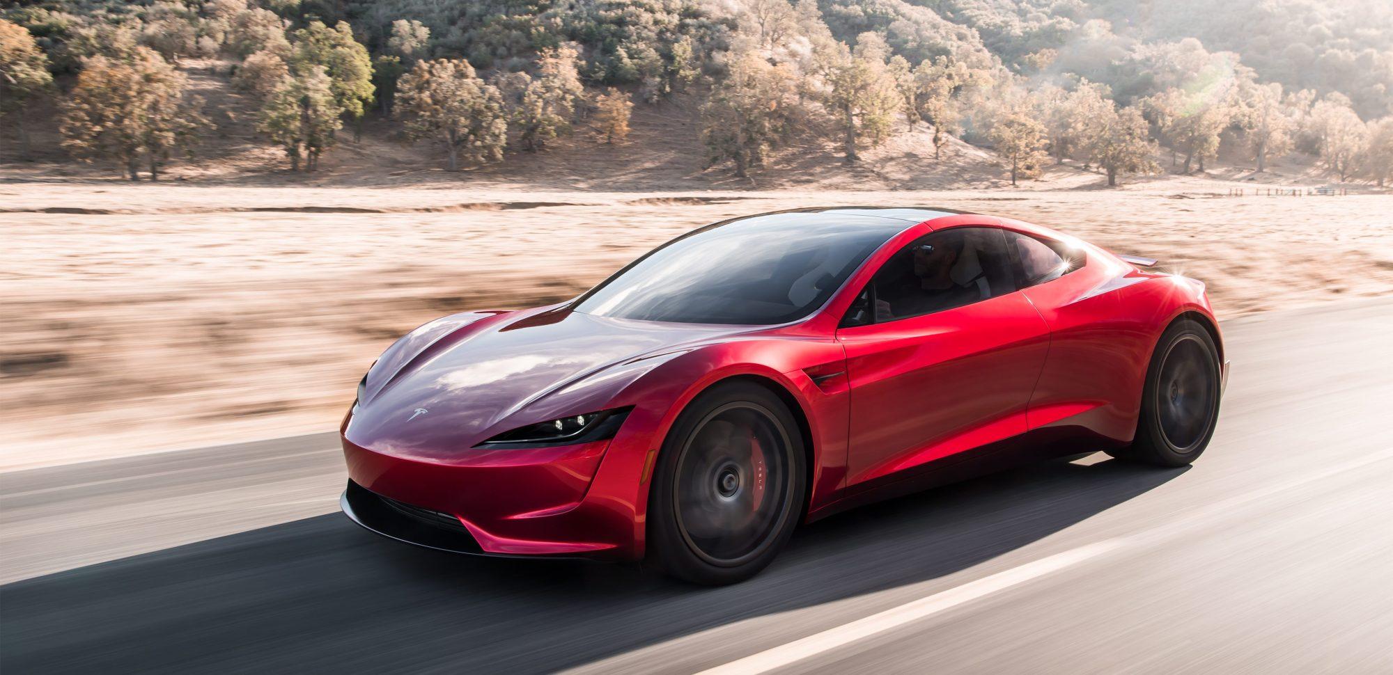 Ilon Mask najavljuje autonomiju od preko 1.000 kilometara za Roadster II