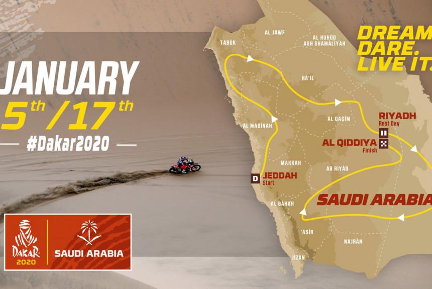 Razlozi zašto se Dakar reli seli na Bliski Istok su sasvim konkretni
