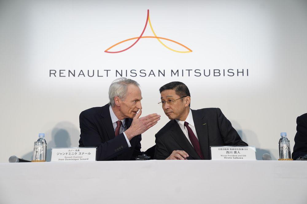 Nissan odbio bilo kakvu mogućnost spajanja s Renaultom