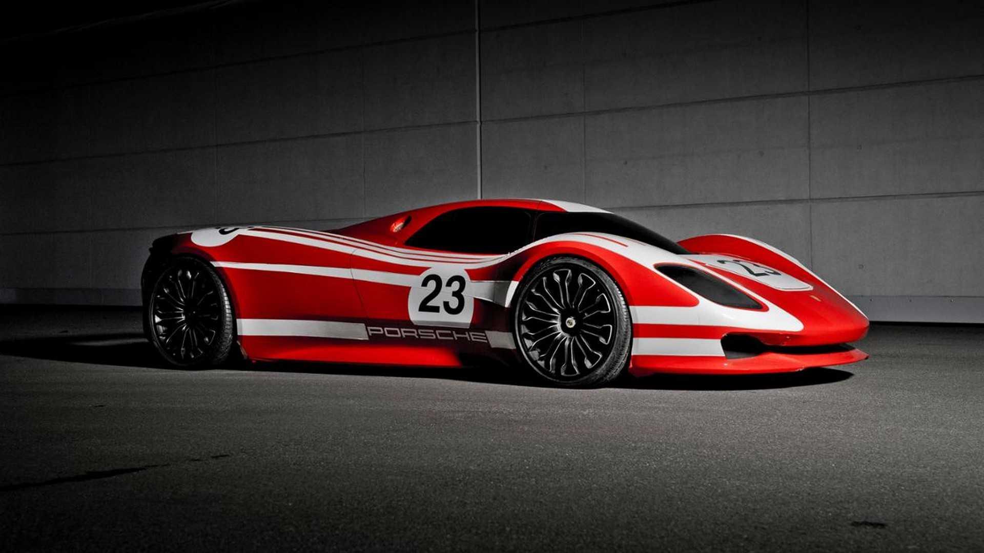 Da li će novi Porscheov hiperautomobil biti futuristički ili retro?