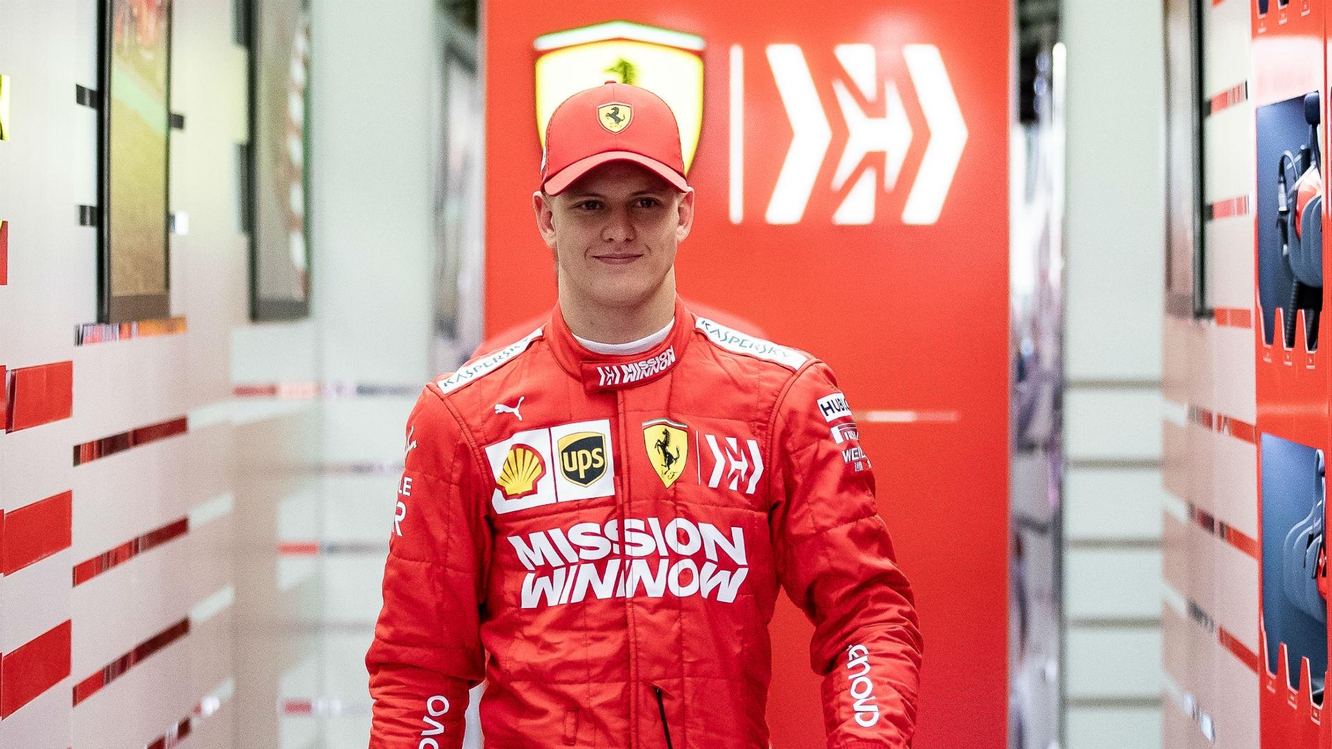 Mik Šumaher iznenadio sam sebe u kokpitu Formula 1 bolida