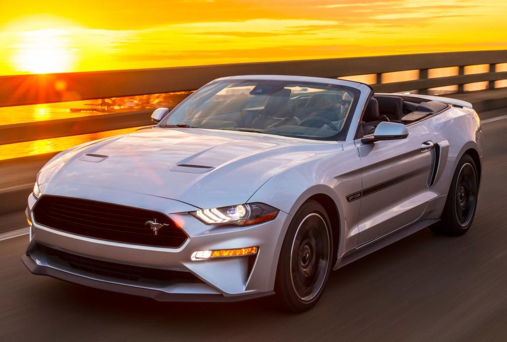 Potpuno novi Ford Mustang stiže tek 2026. godine