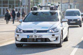Volkswagen – autonomous driving