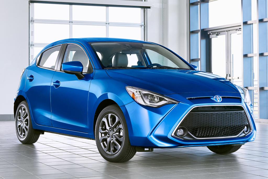 Toyota predstavila Yaris za 2020. godinu