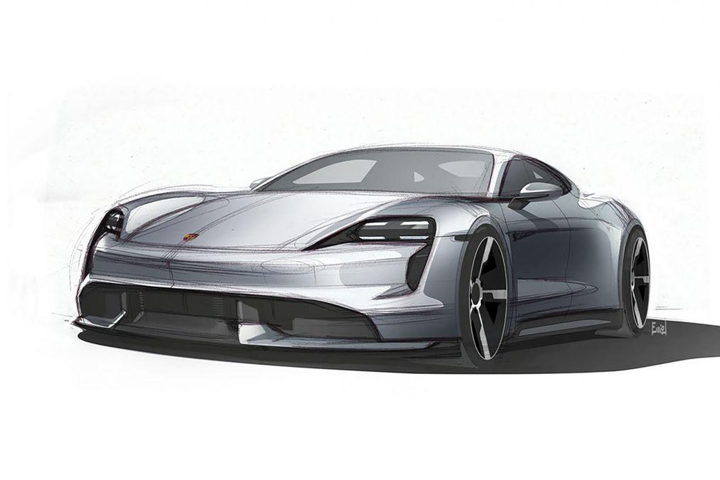 Dvostepeni sklop menjača i diferencijala u Porsche Taycanu – prednost u performansama