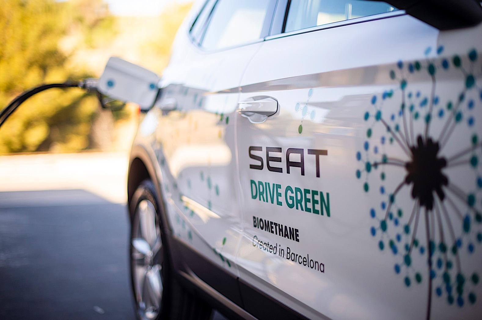 SEAT pretvara smeće u biogorivo