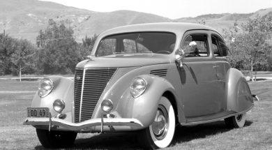 1936 zephyr