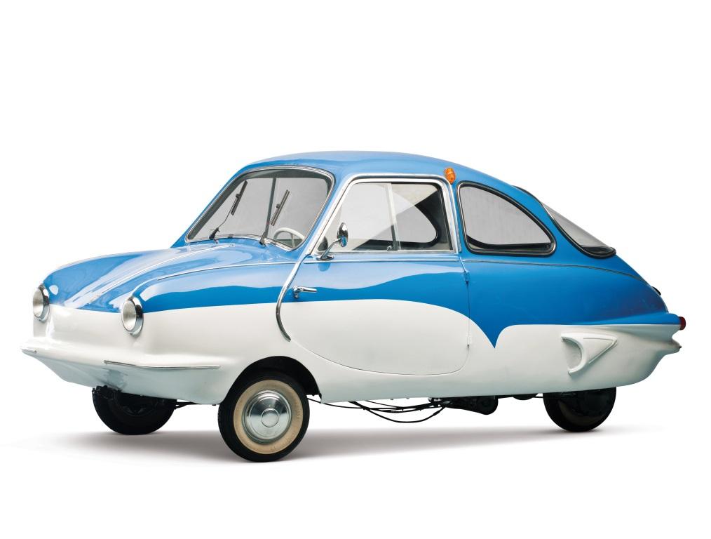 """Zanimljivost dana: Ko je originalni kralj """"bubble"""" automobila?"""