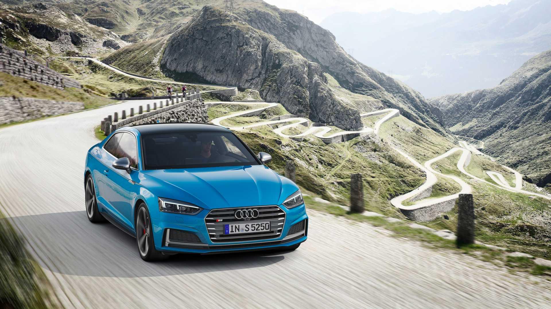 Audi S5 sa V6 TDI motorom u Evropi (GALERIJA)