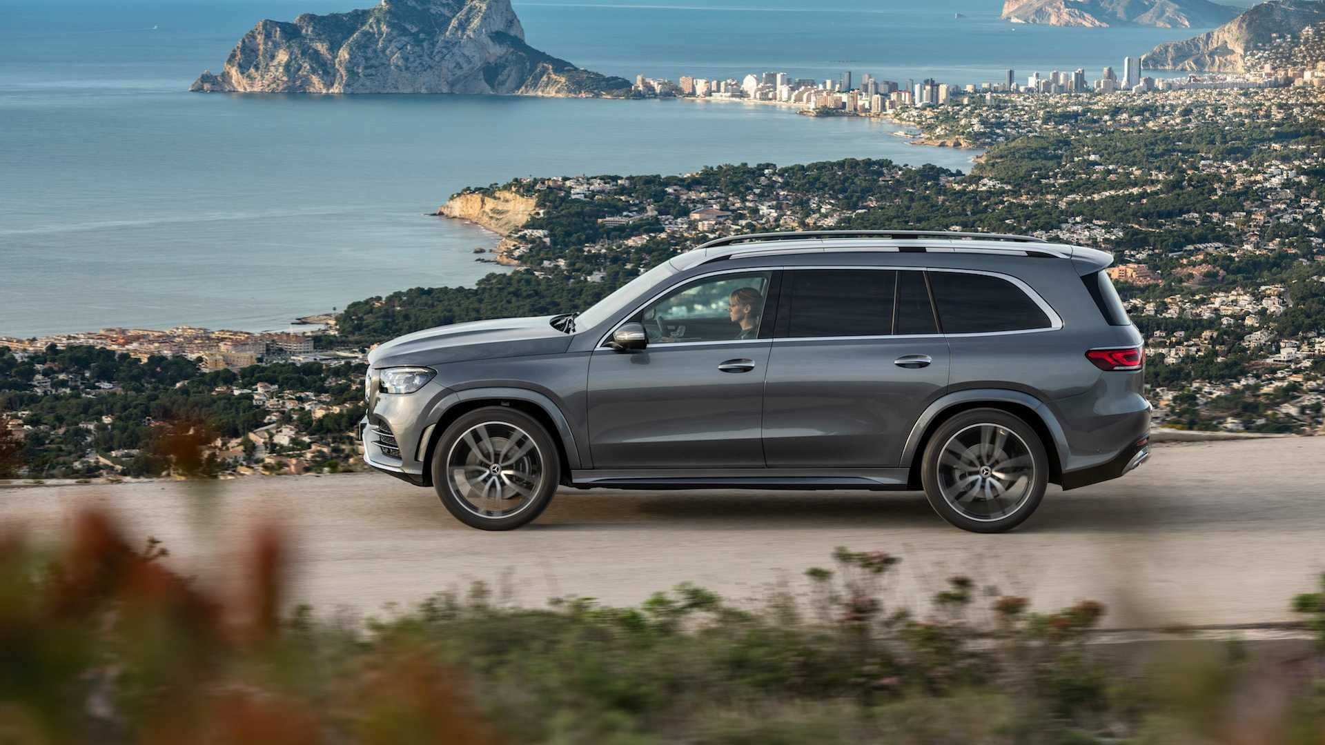 Mercedes-Benz GLS (2020)