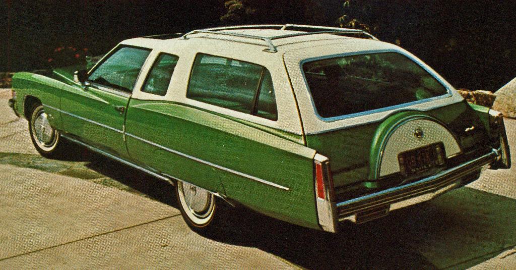 Zanimljivost dana: Cadillac Eldorado karavan