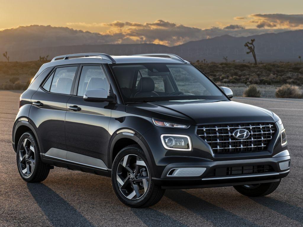 Najmanji Hyundaijev krosover u ponudi – Venue