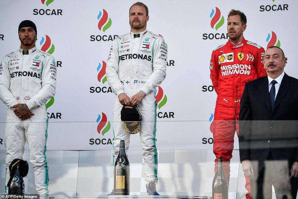 Nova dvostruka pobeda za Mercedes – zasluženi trijumf Botasa