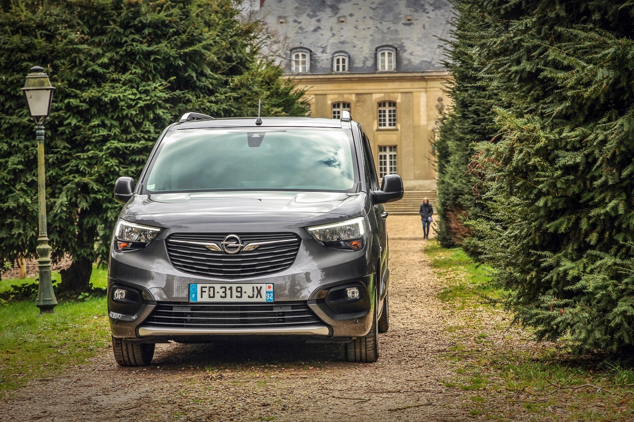 Opel Combo Life – Porodična priča
