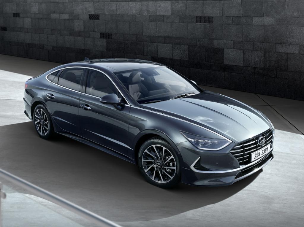Stiža još moćnija verzija Hyundai Sonate