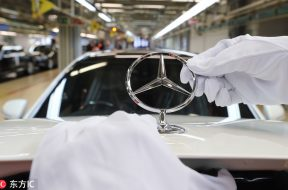 Mercedes Benz to recall some 700,000 vehicles in Europe over emissions irregularities