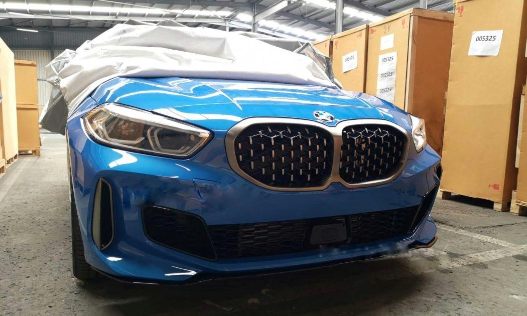 Ekskluzivno: prve fotografije BMW M135i (2020.)