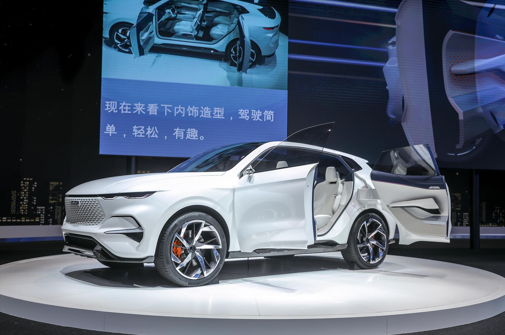 Šef dizajna Havala: Ne rugajte se kineskim automobilima