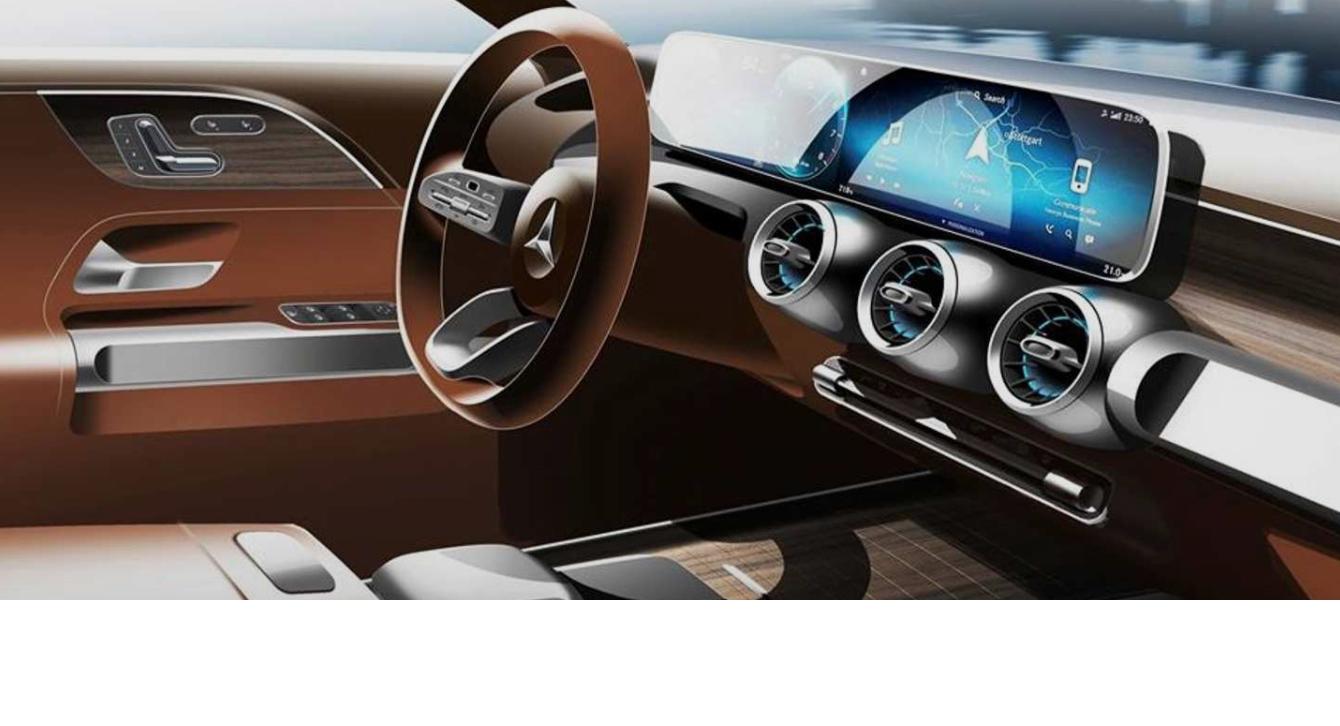 Mercedes GLB spreman za Šangaj