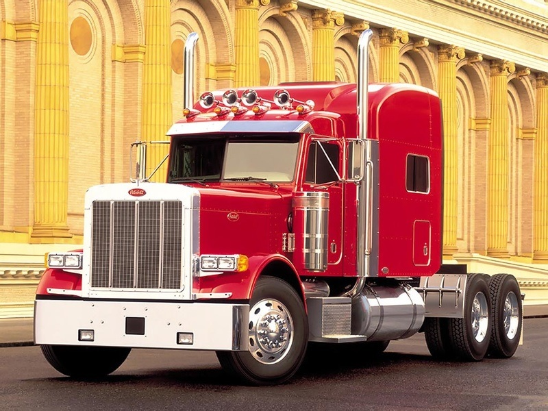 Peterbilt kamion sa 4,8 miliona km na satu